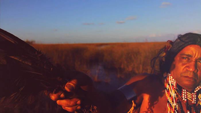 Ureinwohner aus dem Video